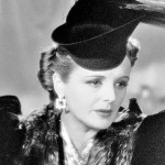 MARY ASTOR & HAT
