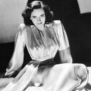 Actress Teresa Wright