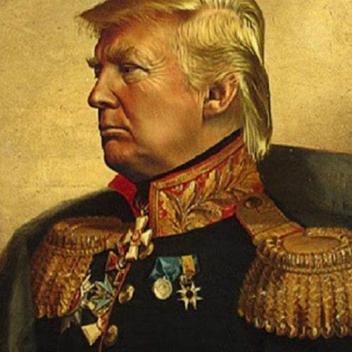 Trump brings fascism