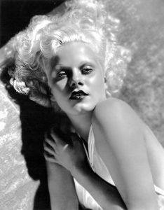 Jean Harlow glamour shot