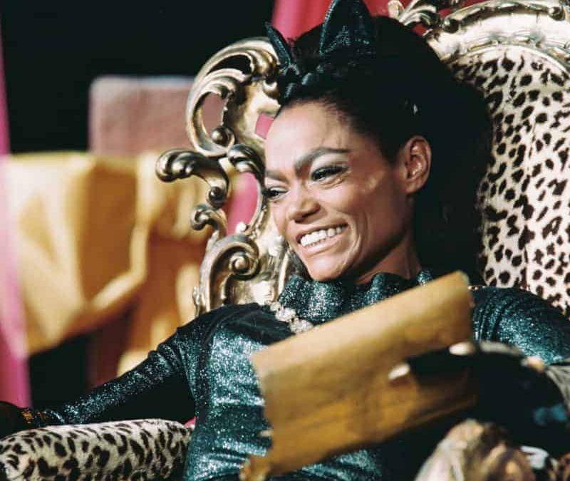 Eartha Kitt: Catwoman is THAT Woman